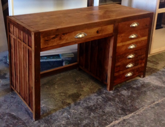 Wood Desk With File Drawer Ideas