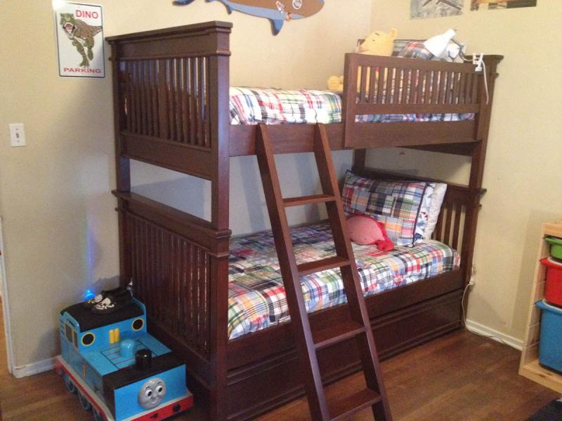 Bunk Bed Borboleta Decors